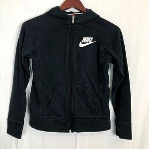 Nike Black hoodie size Large Red Tag